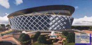 See Inside The 100,000 Seat Auditorium Bishop Oyedepo Is Planning To Build (See Video & Photos)